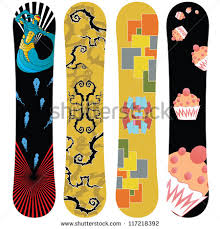 snowboard design snowboard design stock images royalty free images vectors