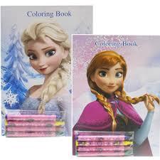 amazon disney frozen coloring books elsa anna 2 books