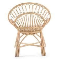 Rattan Accent Chair Modern Rattan Wicker Accent Chairs Allmodern