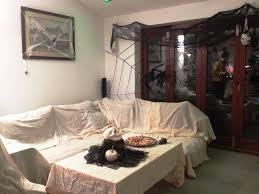 Livingroom Decor Ideas 21 Stylish Living Room Halloween Decorations Ideas