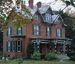 paint colors that complement red brick so replica houses