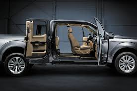 Ford F150 Truck Dimensions - toughening the lighter 2015 ford f 150 w video motor trend