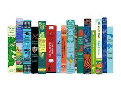 prints ideal bookshelf