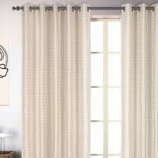 Seville Curtains Seville Ivory Ready Made Eyelet Curtains Harry Corry Limited