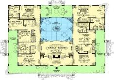 mediterranean floor plans with courtyard mediterranean house plans with courtyards home design