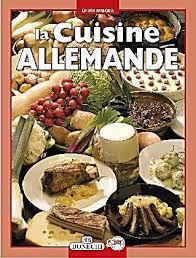 la cuisine allemande la cuisine allemande buch cinzia goi portofrei weltbild de