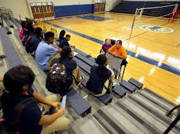 online pe class high school online physical education it s a real thing in south carolina and