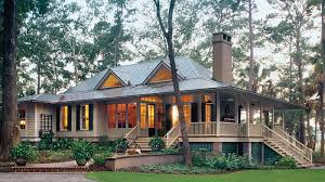 Vacation Cottage House Plans by Our Best Lake House Plans For Your Vacation Home Southern Living