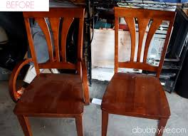 Chair Dining Room Furniture Suppliers And Solid Wood Table Chairs A Bubbly Lifehow To Paint A Dining Room Table U0026 Chairs Makeover