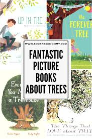 fantastic picture books about trees book