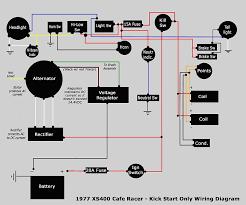 yamaha xs400 wiring diagrams page 6 yamaha xs400 forum