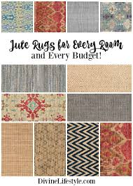 Jute Rug Backing Jute Rugs For Every Room And Every Budget Home Decor
