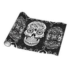 skull wrapping paper skulls wrapping paper il o v e g i f t w r a p