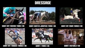 Horse Riding Meme - not so speedy dressage bakersfield dressage
