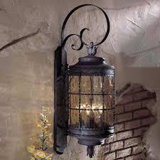 wall mounted lantern lights minka lavery mallorca five light outdoor wall mount outdoor walls
