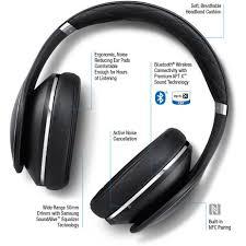 amazon black friday wireless headphones amazon com samsung level over ear bluetooth headphone retail