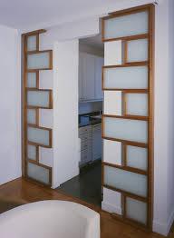 Sliding Wooden Doors Interior Interior Design Slice Door Solid Wood Doors Wooden Doors
