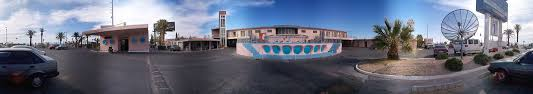 Glass Pool Inn Las Vegas 360