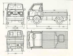 subaru sambar truck subaru sambar truck 1973 1976 smcars net car blueprints forum