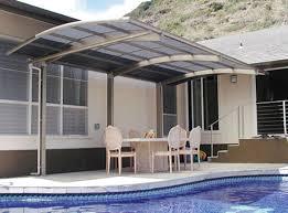 swimming pool sun shades modern pool shade covers
