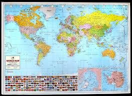 world map city in dubai world map poster by mapsofworld