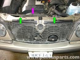 mercedes benz w210 alternator replacement 1996 03 e320 e420