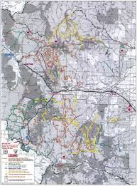 San Luis Valley Colorado Map by Maps Of South Fork And The Surrounding Area Town Of South Fork