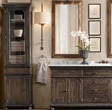 Restoration Hardware Bathroom Cabinets 218 Best Restoration Hardware Images On Pinterest Bathroom Ideas