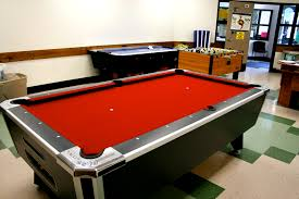 Types Of Pool Tables by Pasadena Recreation Centers