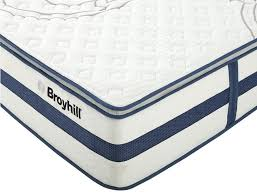 broyhill memory foam hybrid mattress sapphire 1300 pillow top