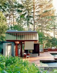 ravine guest house toronto canada shim sutcliffe architects