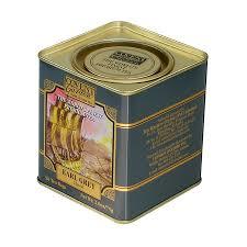 Square storage tin box tea t tin containers Square storage tin