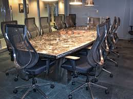 Metal Conference Table Conference Room Tables Red Barn Creations Red Barn Creations