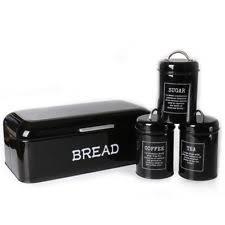 black kitchen canister black kitchen canister sets ebay