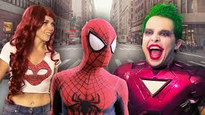 Mary Jane Halloween Costume Spider Man Iron Joker Mary Jane Superhero