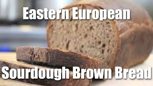 how to make european style brown bread using a sourdough starter