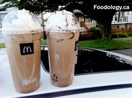 Coffee Mcd mc donald s iced mocha review foodology