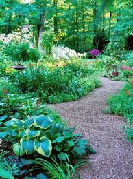 Backyard Walking Paths 9 Ways To Create A Garden Path Midwest Living