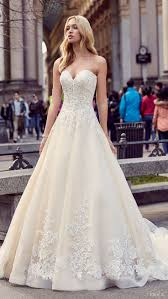 White Wedding Dresses 25 Best Lace Ball Gowns Ideas On Pinterest Ball Gown Wedding