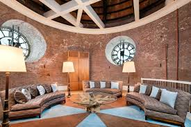 Country Cupola Furniture Tour The Police Building Cupola Penthouse Art Of Living By