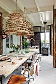 Wicker Pendant Light Creating A Dynamic Lighting Installation Has Never Been So Easy