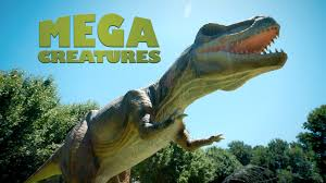 mega creatures on now at hunter valley gardens youtube