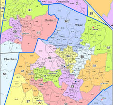 Nc State Map Nc Redistricting New District Maps Will Favor Republicans The