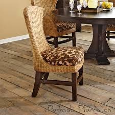 bahama breeze side dining chair padma s plantation