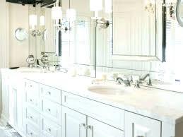 Frameless Bathroom Mirror Large Frameless Bathroom Mirror Image Of Wall Mirrors For Frameless