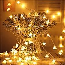 34ft outdoor shape lights led warm white twinkle