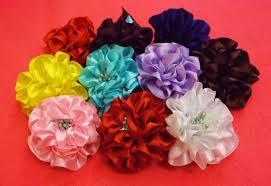 satin ribbon flowers d i y bloom satin ribbon flower tutorial myindulzens