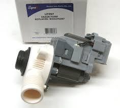 Whirlpool Washer Water Pump Replacement Amazon Com Washing Machine Drain Pump For Whirlpool Sears
