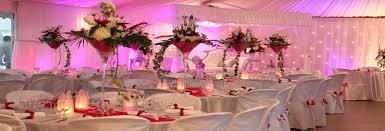 decoration salle de mariage déco entrée salle mariage
