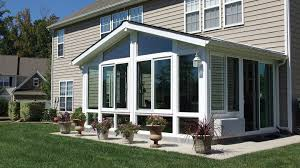 Vision Patios Custom Sunrooms Custom Cut Glass Safety Glass Patio Enclosures